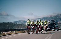 Team Trek-Segafredo Mallorca training camp <br /> <br /> January 2018