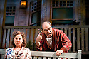 All My Sons by Arthur Miller,directed by Howard Davies.With Zoe Wnanamaker as Chris Keller,David Suchet as Joe Keller.Opens at The Apollo  Theatre on 27/5/10 Credit Geraint Lewis