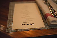 Absolut Elyx & Cammy Hebert Dinner (Photo by Tiffany Chien/Guest Of A Guest)