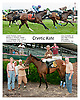 Cryptic Kate winning at Delaware Park on 6/27/13