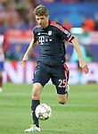 FC Bayern Munchen's Thomas Muller during Champions League 2015/2016 Semi-Finals 1st leg match. April 27,2016. (ALTERPHOTOS/Acero)