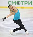 03.12.2014., Zagreb - Finnish figure skater Kiira Korpi at training ahed of The Golden Spin competition<br /> <br /> Foto &copy;  nph / PIXSELL / Igor Kralj