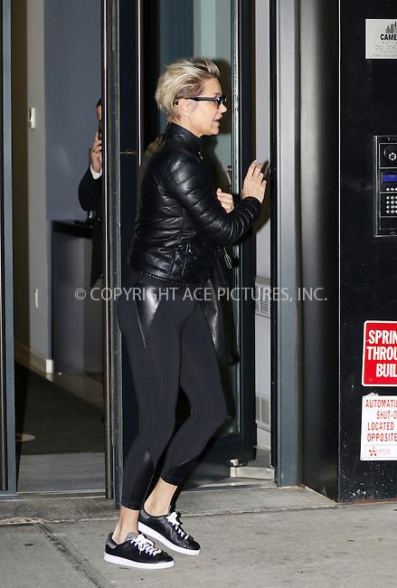 WWW.ACEPIXS.COM<br /> <br /> November 11 2015, New York City<br /> <br /> Yolanda Foster leaves her daughter Gigi Hadid's Soho apartment on November 11 2015 in New York City<br /> <br /> By Line: Zelig Shaul/ACE Pictures<br /> <br /> <br /> ACE Pictures, Inc.<br /> tel: 646 769 0430<br /> Email: info@acepixs.com<br /> www.acepixs.com