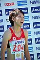 Chisato Fukushima (JPN), ..JULY 10, 2011 - Athletics :The 19th Asian Athletics Championships Hyogo/Kobe, Women's 200m Final at Kobe Sports Park Stadium, Hyogo ,Japan. (Photo by Jun Tsukida/AFLO SPORT) [0003]