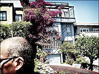 Lombard Street<br /> From &quot;Color Blind&quot; series. San Francisco, 2007