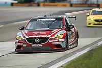 Mazda at the Glen
