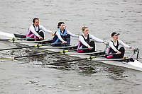 Crew: 95  Parr's Priory  WB 4x<br /> <br /> Vet Fours Head 2019
