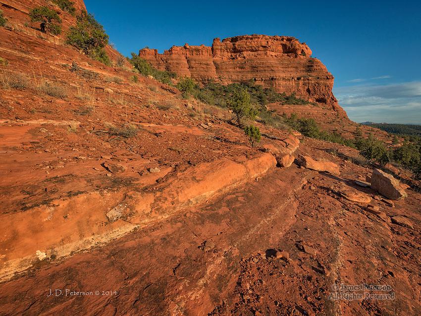 Mescal Mountain, near Sedona, Arizona