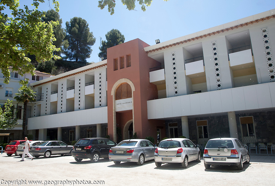 Balneario de Granada hotel spa resort, Alhama de Granada, Spain