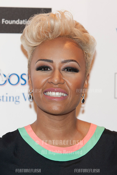 Emile Sande arriving for the Grey Goose Ball 2012, Battersea Power Station, London. 10/11/2012 Picture by: Simon Burchell / Featureflash