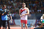 Glasgow 2014 Commonwealth Games<br /> Dan Greaves (England)<br /> Men's Discus<br /> <br /> 28.07.14<br /> ©Steve Pope-SPORTINGWALES