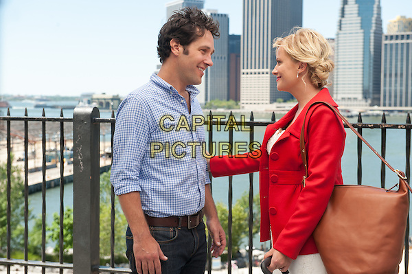 Paul Rudd, Amy Poehler<br /> in They Came Together (2014) <br /> *Filmstill - Editorial Use Only*<br /> CAP/NFS<br /> Image supplied by Capital Pictures