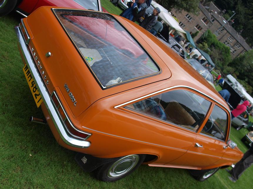 Vauxhall Viva 1300L Saloon Cars - 1978