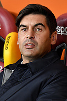 Paulo Fonseca coach of AS Roma <br /> Roma 5-1-2020 Stadio Olimpico <br /> Football Serie A 2019/2020 <br /> AS Roma - Torino FC <br /> Foto Andrea Staccioli / Insidefoto
