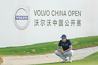 Nacho Elvira (ESP) in action during the third round of the Volvo China Open played at Topwin Golf and Country Club, Huairou, Beijing, China 26-29 April 2018.<br /> 28/04/2018.<br /> Picture: Golffile | Phil Inglis<br /> <br /> <br /> All photo usage must carry mandatory copyright credit (&copy; Golffile | Phil Inglis)