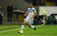 Marco Parolo (Lazio Rom) - 04.10.2018: Eintracht Frankfurt vs. Lazio Rom, UEFA Europa League 2. Spieltag, Commerzbank Arena, DISCLAIMER: DFL regulations prohibit any use of photographs as image sequences and/or quasi-video.