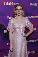 NEW YORK, NEW YORK - MAY 13: Kennedy McMann attends the People & Entertainment Weekly 2019 Upfronts at Union Park on May 13, 2019 in New York City. <br /> CAP/MPI/IS/JS<br /> ©JS/IS/MPI/Capital Pictures
