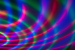 Disco Lights Abstract