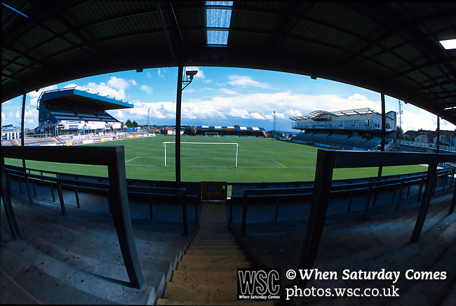The Memorial Stadium, Bristol Rovers. Photo by Tony Davis