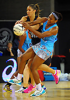 150723 International Netball - NZ Silver Ferns v Fiji