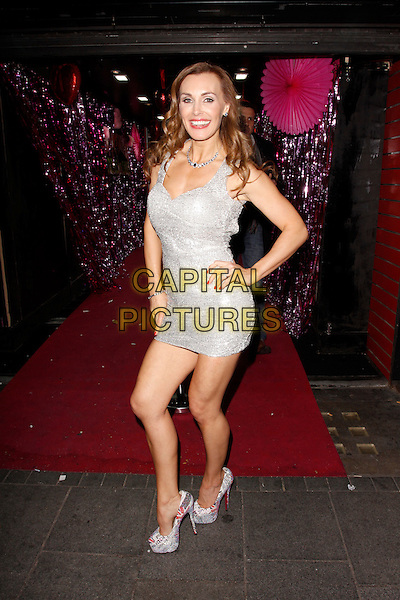 LONDON, ENGLAND - DECEMBER 5 : Tanya Tate attends the Television X SHAFTA Awards 2013 at Rise, 1 Leicester Square on December 5, 2013 in London, England.<br /> CAP/AH<br /> &copy;Adam Houghton/Capital Pictures
