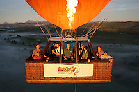 20120422 April 22 Hot Air Balloon Gold Coast