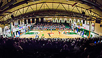 S&ouml;dert&auml;lje 2014-10-01 Basket Basketligan S&ouml;dert&auml;lje Kings - Norrk&ouml;ping Dolphins :  <br /> Vy &ouml;ver T&auml;ljehallen med publik p&aring; l&auml;ktarna under matchen mellan S&ouml;dert&auml;lje Kings och Norrk&ouml;ping Dolphins den 1 oktober 2014<br /> (Foto: Kenta J&ouml;nsson) Nyckelord:  S&ouml;dert&auml;lje Kings SBBK T&auml;ljehallen Norrk&ouml;ping Dolphins supporter fans publik supporters inomhus interi&ouml;r interior