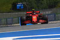 5th July 2020; Red Bull Ring, Spielberg Austria; F1 Grand Prix of Austria, Race Day; 16 Charles Leclerc MCO, Scuderia Ferrari Mission Winnow