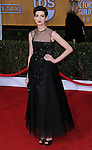 Anne Hathaway arriving at the 19th Screen Actors Guild Awards Los Angeles, CA. January 27, 2013.