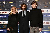 Andre Pirlo<br /> Milano 3-12-2018 Gran Gala Calcio AIC Associazione Italiana Calciatori <br /> Daniele Buffa / Image Sport / Insidefoto