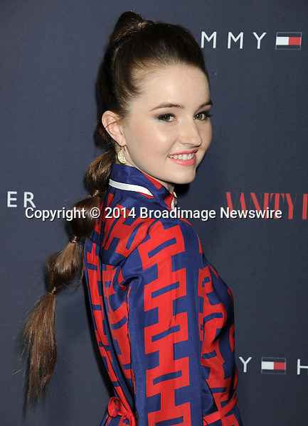 Pictured: Kaitlyn Dever<br /> Mandatory Credit &copy; Gilbert Flores/Broadimage<br /> Tommy Hilfiger and Vanity Fair Celebrate the the To Tommy from Zooey Collaboration wth Zooey Deschanel<br /> <br /> 4/9/14, West Hollywood, California, United States of America<br /> <br /> Broadimage Newswire<br /> Los Angeles 1+  (310) 301-1027<br /> New York      1+  (646) 827-9134<br /> sales@broadimage.com<br /> http://www.broadimage.com