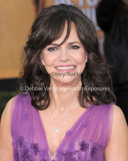 Sally Field at 19th Annual Screen Actors Guild Awards® at the Shrine Auditorium in Los Angeles, California on January 27,2013                                                                   Copyright 2013 Hollywood Press Agency