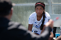 San José, CA: San José Earthquakes Girls Academy U15 vs California Thorns, September 1, 2018.