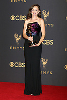 LOS ANGELES - SEP 17:  Alexis Bledel at the 69th Primetime Emmy Awards - Press Room at the JW Marriott Gold Ballroom on September 17, 2017 in Los Angeles, CA
