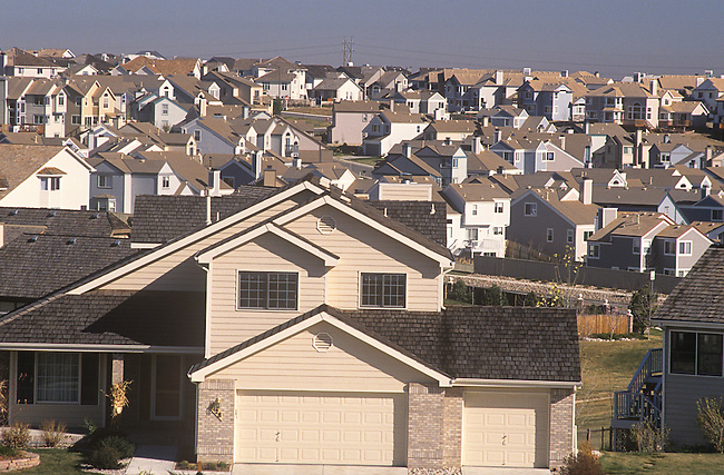 Residential Growth, Louisville, Colorado
