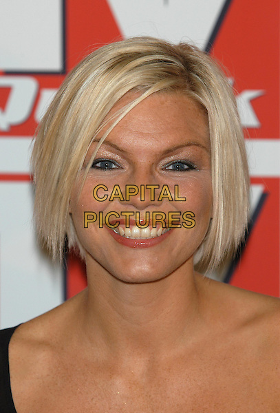 KATE THORNTON.TV Quick Awards.Dorchester Hotel.www.capitalpictures.com.sales@capitalpictures.com.©Capital Pictures