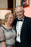Pictured  at the IHF Ball in the Muckross Park Hotel at the weekend were Noreen and Brendan Cronin.<br /> Photo: Don MacMonagle<br /> <br /> Repro free photo