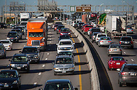 For hours every afternoon, cars stretch for miles on Austin's major freeways and roads, stuck in bumper-to-bumper I-35 traffic with little hope for relief.