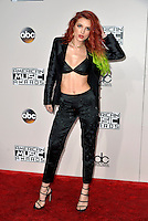 LOS ANGELES, CA - NOVEMBER 20: Bella Thorne at the 44th Annual American Music Awards at the Microsoft Theatre in Los Angeles, California on November 20, 2016. Credit: Koi Sojer/Snap'N U Photos/MediaPunch