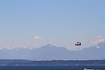 SEATTLE, WASHINGTON, USA ,Parachuting