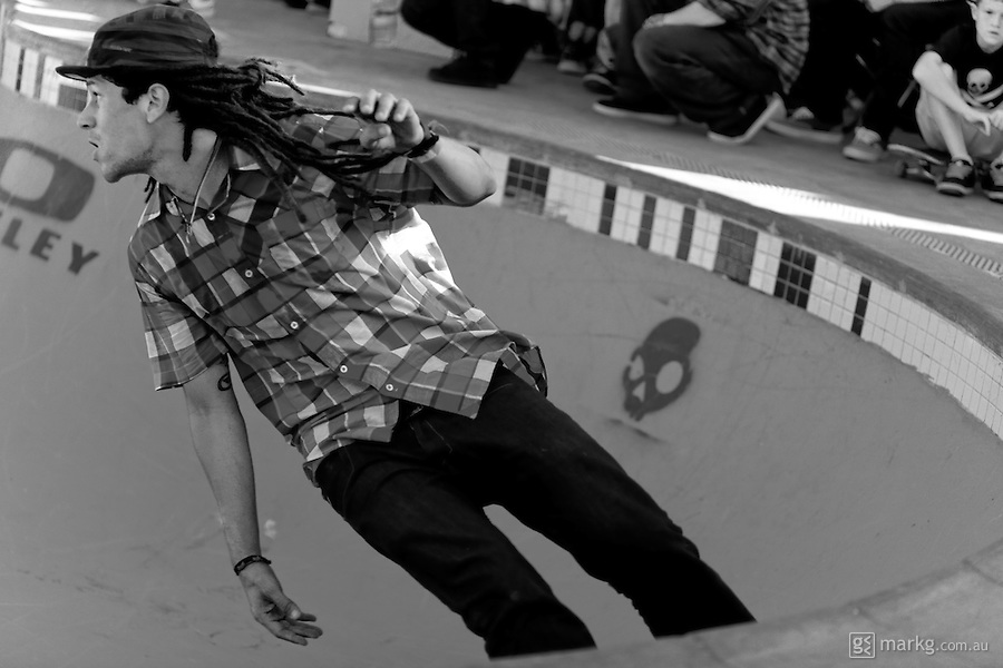 Otavio Neto at Wellington Bowl-A-Rama 2010. Held at Waitangi skate park in Wellington, New Zealand on the 12th & 13th February 2010