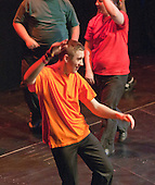 """InterAct Walton"" performing.  Special Olympics Surrey put on a show,   ""Beyond the Stars"", at the Rose Theatre, Kingston upon Thames to raise money for the  SOGB team.  The Special Olympics are for athletes with learning disabilities."