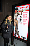 "Bold and The Beautiful Mackenzie Mauzy ""Phoebe Forrester"" and Guiding Light's ""Lizzie Spaulding"" as she stars in off Broadway's ""Giant"" and is photographed on December 15, 2012 at The Public Theatre, New York City, New York.  (Photo by Sue Coflin/Max Photos)"