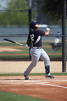 Alex Jackson - Seattle Mariners 2016 extended spring training (Bill Mitchell)
