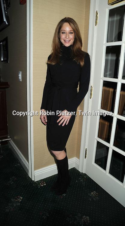 actress Jamie Luner of All My Children
