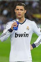 Cristiano Ronaldo portrait