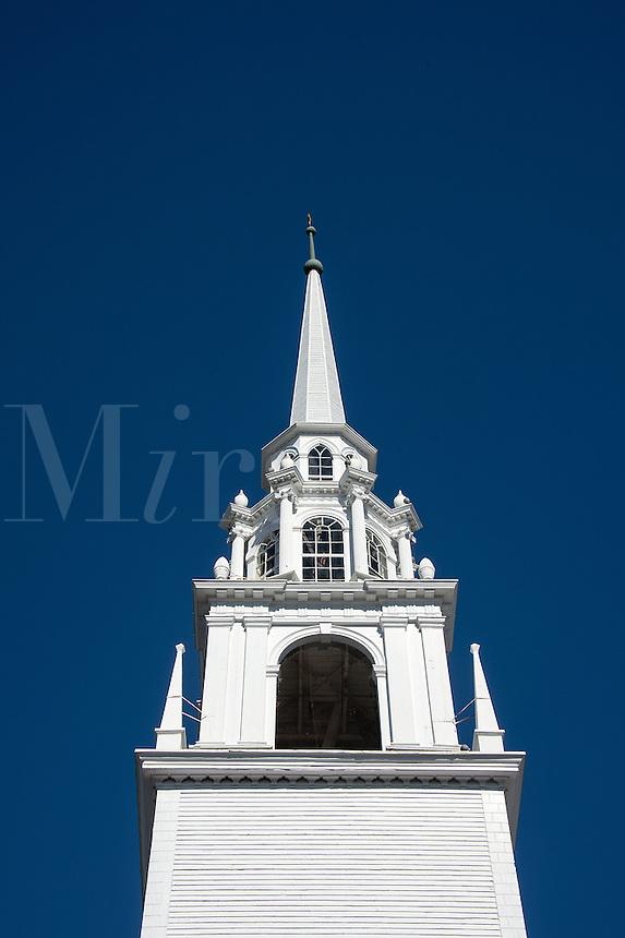 Unitarian Universalist Church, Newburyport, Massachusetts, USA