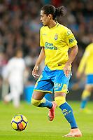 UD Las Palmas' Mauricio Lemos during La Liga match. November 5,2017. (ALTERPHOTOS/Acero)