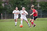 K College Women's Soccer vs Olivet - 9.22.11