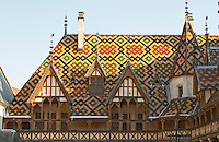 hospices de beaune, hotel dieu beaune cote de beaune burgundy france